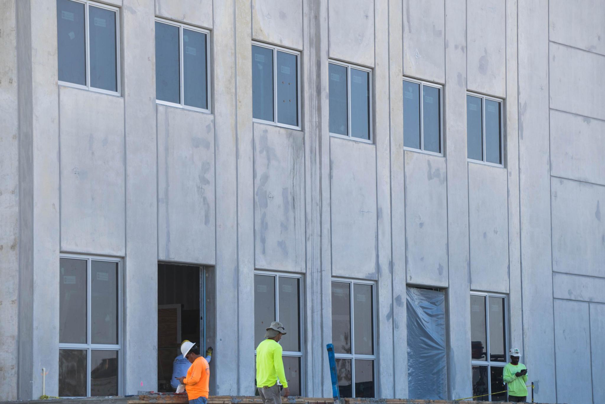 Impact Window Installation Of Cgi Windows Amp Doors Building