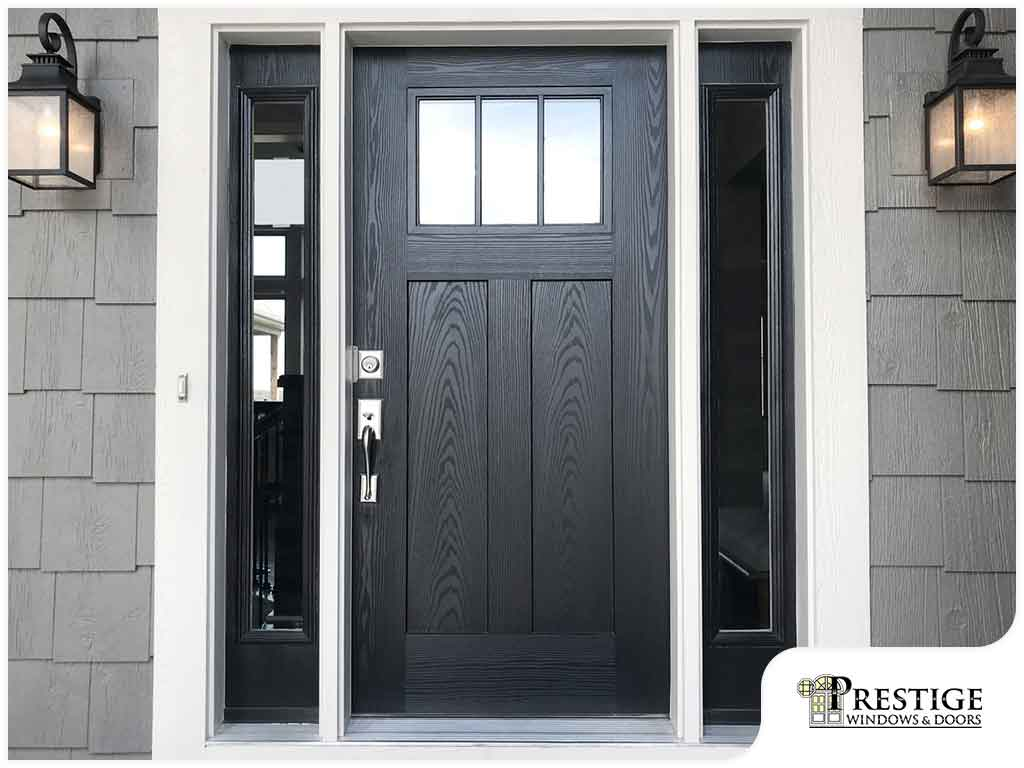 Make a Good First Impression With These Front Door Colors